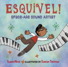 Cover art for Esquivel! : space-age sound artist
