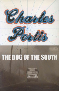 Cover art for The dog of the South