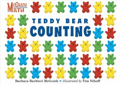 Cover art for Teddy bear counting