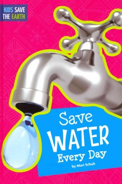 Cover art for Save water every day