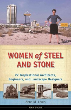 Cover art for Women of steel and stone