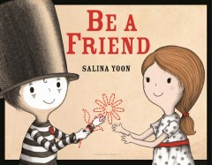 Cover art for Be a friend