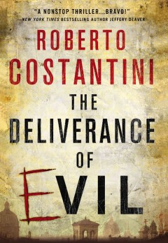 Cover art for The deliverance of evil