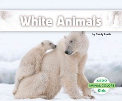 Cover art for White animals