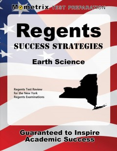 Cover art for Regents Success Strategies Earth Science Study Guide : Regents Test Review for the New York Regents Examinations.