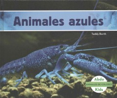 Cover art for Animales azules / Blue Animals