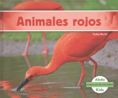 Cover art for Animales rojos / Red Animals