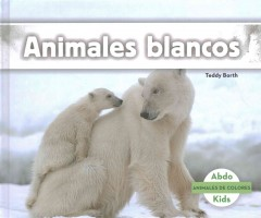 Cover art for Animales blancos / White Animals