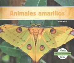 Cover art for Animales amarillos