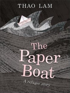 Cover art for The Paper Boat