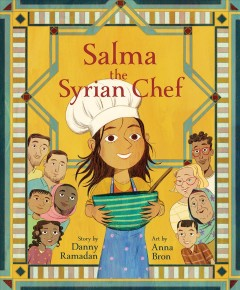 Cover art for Salma the Syrian Chef