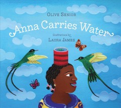 Cover art for Anna carries water