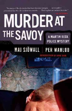 Murder at the Savoy a Martin Beck mystery