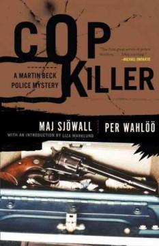 Cop killer a Martin Beck mystery