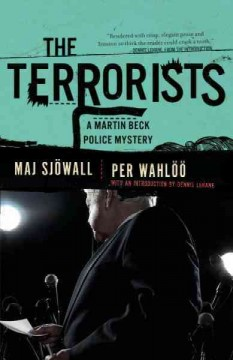 The terrorists a Martin Beck mystery