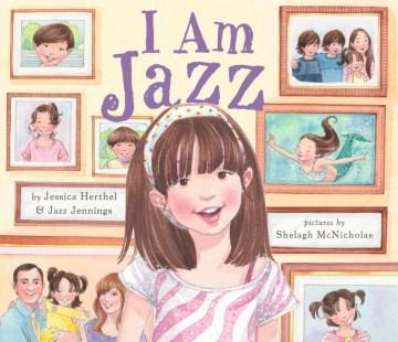 Book jacket for I am Jazz
