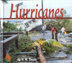 Book jacket for Hurricanes