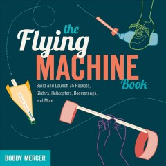 Book Cover: The Flying Machine Book