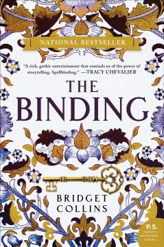 The binding : a novel