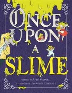 Book Cover: Once upon a slime