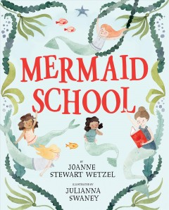 Book Cover: My first day at Mermaid School