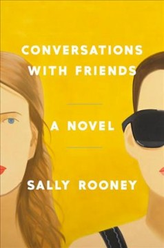 book cover: Conversations with Friends