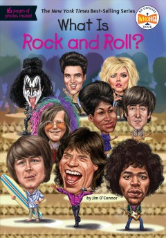 Book Cover: What is Rock and Roll?