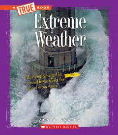 Book jacket for Extreme weather