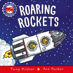 Book Cover: Roaring Rockets