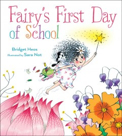 Book Cover: Fairy's first day of school
