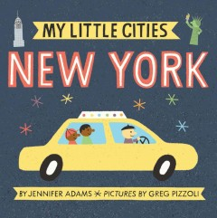 Book Cover: My Little Cities: New York