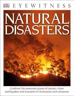 Book jacket for Natural disasters