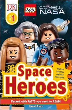 Book Cover: LEGO Women of NASA