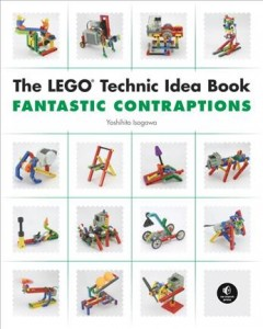 Book jacket for Fantastic contraptions