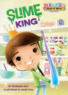 Book Cover: Slime King