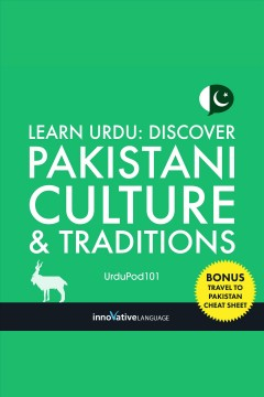 Learn Urdu. Discover Pakistani culture & traditions