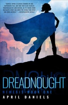 book cover: Dreadnought