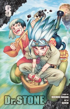 Dr. Stone. 8, Hotline
