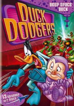 Duck Dodgers: Deep Space Duck Season 2 (DVD)