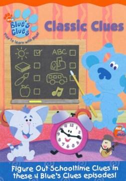 Blue's Clues Classic Clues (DVD)