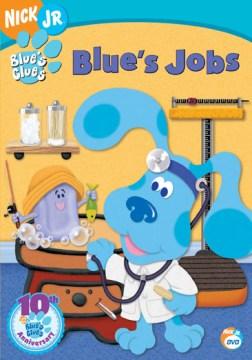 Blue's Clues Blue's Jobs (DVD)