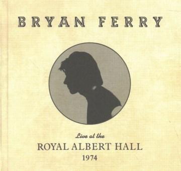 Live at the Royal Albert Hall 1974 (CD)