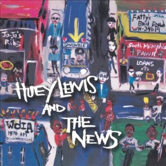 Soulsville / Huey Lewis and The News.