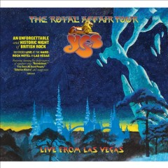The royal affair tour : live from Las Vegas / Yes.