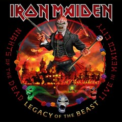 Nights of the dead, legacy of the beast : live in Mexico City / Iron Maiden.