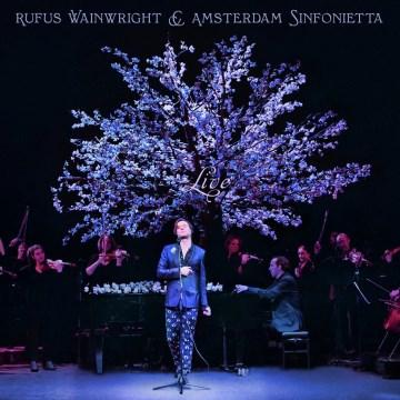 Rufus Wainwright and Amsterdam Sinfonietta (Live) (CD)