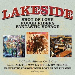 Shot of love ; rough riders ; fantastic voyage : 3 classic albums on 2 CDs.