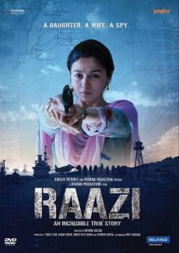 Raazi : an incredible true story