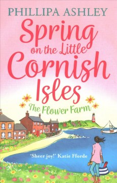 Spring on the Little Cornish Isles : The Flower Farm