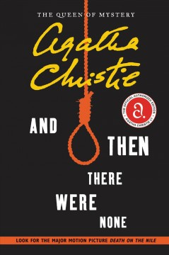 And then there were none Agatha Christie.